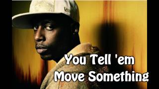 DJ KRΦSS - You Tell 'em Move Somethin' (Talib Kweli REMIX) 1080P