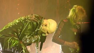 Judas Priest - Blood Red Skies LIVE @ GODS OF METAL, RHO (MI), ITALY 2011