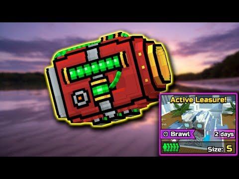 [BRAWL] Hyper Mega Cannon - Pixel Gun 3D