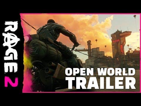 RAGE 2 - Open World Trailer thumbnail