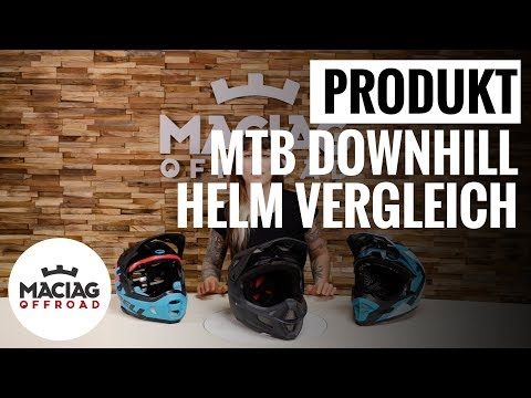 Bester MTB Downhill Helm: Produktvergleich Einsteiger Mittelklasse und Profi