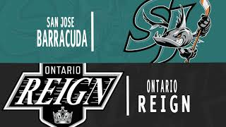 Barracuda vs. Reign | Apr. 11, 2021