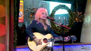 Dolly Parton sings Celebrate the Dreamer in You on GMA