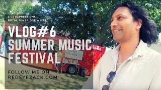 Vlog #6 - Live Expressions Summer Music Festival (Full version)