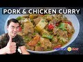 Pinoy Style Pork and Chicken Curry - Panlasang Pinoy