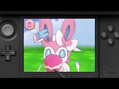 Pokmon X and Pokmon Y Gameplay Trailer 2