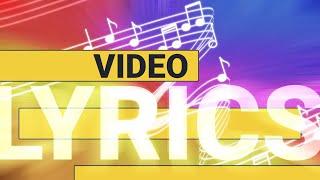 Music Video Lyrics by Chad Sano - The   - YouTube