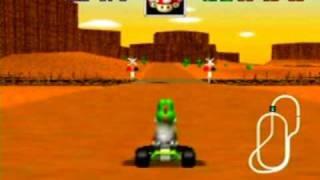 Myles ~ Mario Kart 64 - Two Train Lap