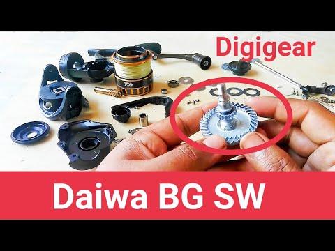 Daiwa BG SW Export Version
