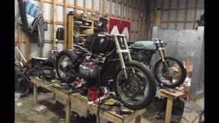 1978 Honda Goldwing GL1000 Bike Build