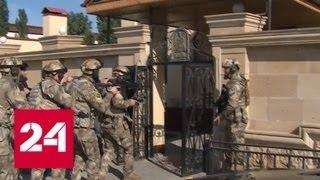 Атака на церковь в Грозном: боевики дождались, когда прихожане соберутся на службу - Россия 24