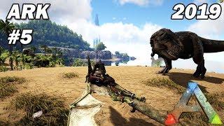 ARK Survival Evolved FR: Le T-Rex a mangé tout le monde ! Ep5