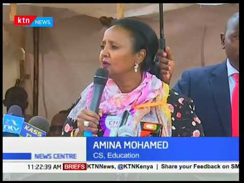 Education reforms: Amina Mohamed says reforms to go on in a bid to enhance quality