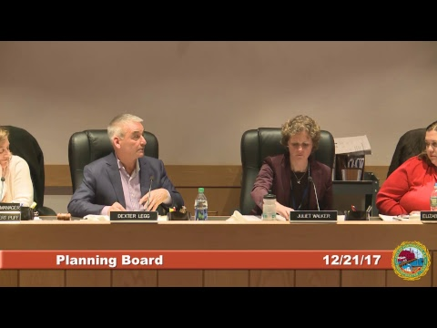 Planning Board 12.21.17