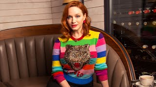 60 Seconds With Christina Hendricks