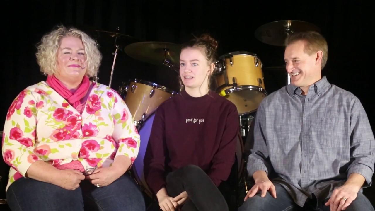 Katy, Kelly & Eric Baumgartel