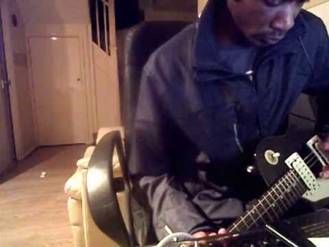 Arthur The Guitarist-How to play Echo vendetta guitar solo cover