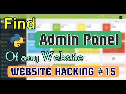 Brute force Attack in Admin panel (website) using by Termux