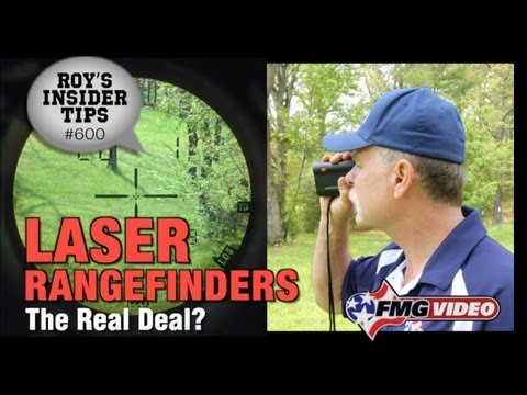 Laser Rangefinders: The Real Deal?