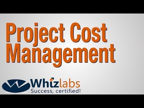 Project Cost Management (PMP Certification) - YouTube