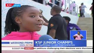 Makini School Sports Academy dominates Kenya swimming federation junior championships