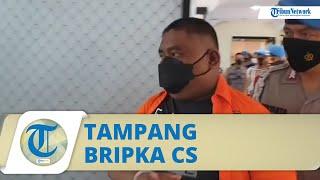Tampang Bripka CS, Oknum Polisi Pelaku Penembakan di Kafe Cengkareng yang Menewaskan 3 Orang