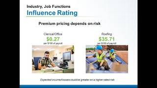 Webinar: Workers' Compensation Experience Modification Rating