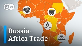 Russia Seeks Foothold In Africa At 2019 Summit | DW News