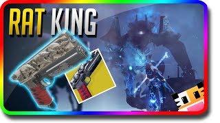 """Destiny 2 - """"Rat King"""" Easy Nightfall & Fast Nightfall (Destiny 2 """"Rat King"""" Inverted Spire Strike)"""