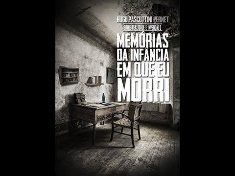 #Comentando: Memórias da infância em que eu morri (Hugo Pascottini Pernet)
