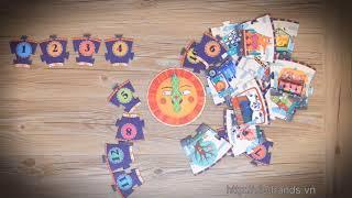 Пазл-игра Часы Время Путешествия Mideer от компании MiDeer - видео