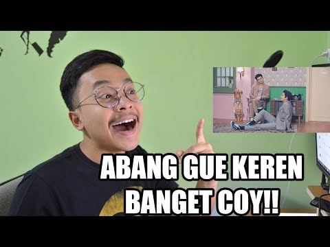 [STATION X 0]  CHANYEOL X SEHUN 'WE YOUNG' MV REACTION ( MANTAP BETUL!! )