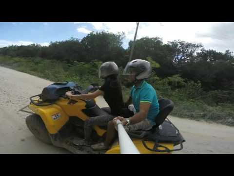 Best adventure excursion in playa del carmen