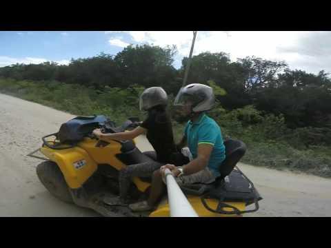 Best adventure excursion in playa del carmen