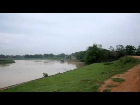 sông cầu nước chảy lơ thơ-sáo trúc-minh huề- full hd