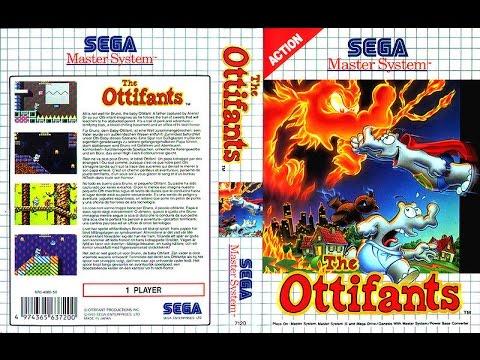 Ottifants ( Sega Master System ) 1993