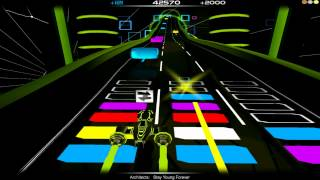Architects - Stay Young Forever (Audiosurf)
