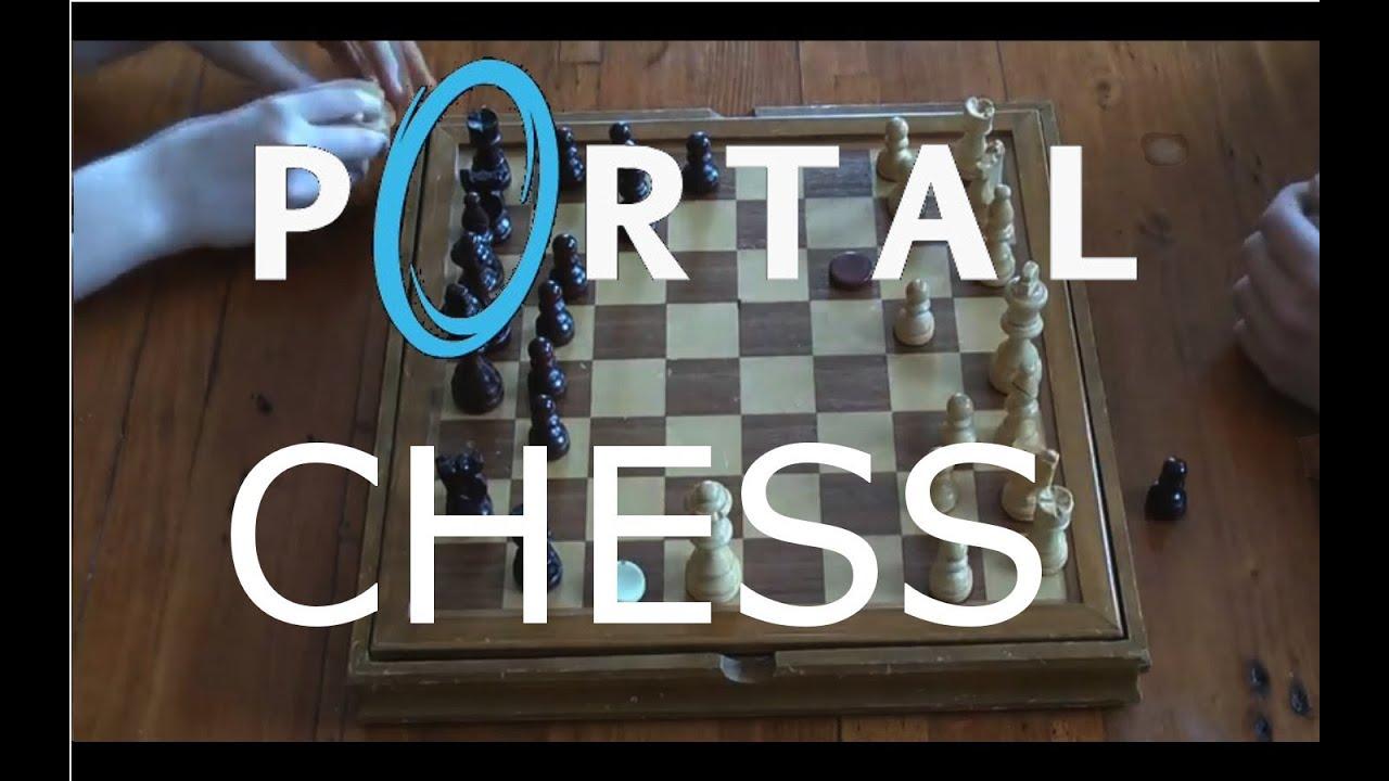 Want To Make Chess More Fun? Add Portals