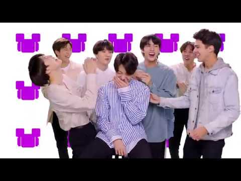 BTS So Happy Challenge with Brent Rivera | Radio Disney Music Awards