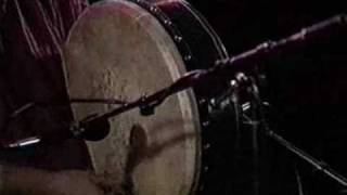 Tommy Hayes - the best player bodhran (traditional technique)
