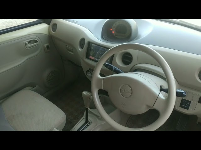 Daihatsu Esse X 2007 for Sale in Islamabad