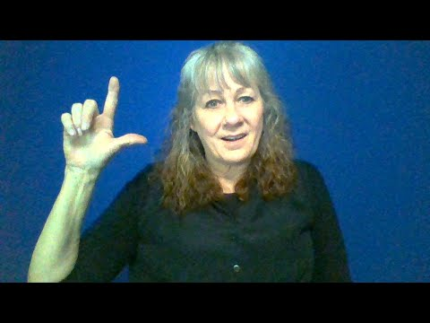 Join me to learn the alphabet in American Sign Language!