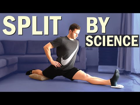 How to do the Split fast – NOT FLEXIBLE? No problem! – (Explained ...
