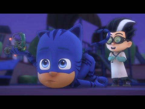 PJ Masks Full Episodes - Best of Catboy - 1 Hour Compilation - Cartoons for Kids