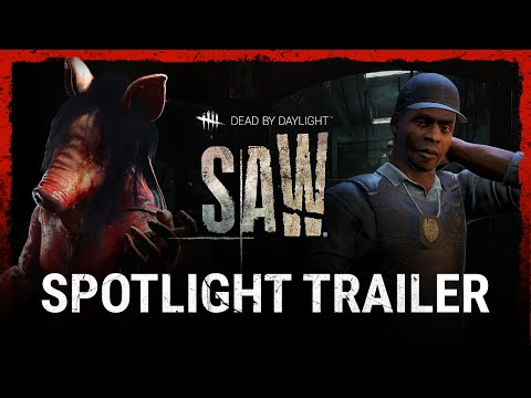Dead by Daylight – The Saw® Chapter Spotlight