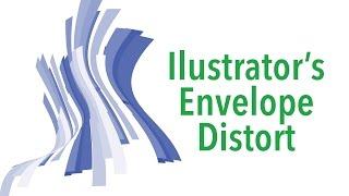 Manualy Distort Object in Illustrator