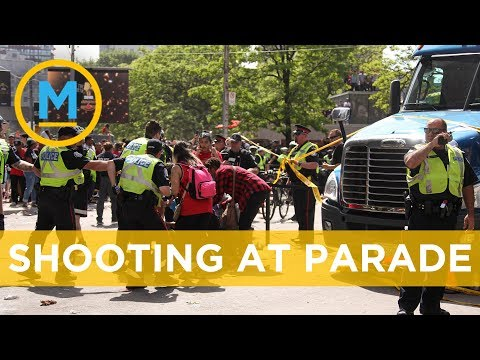Chaos of the Raptors parade shooting explained by people who were there | Your Morning