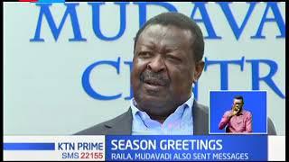 President Uhuru leads Kenya in Christmas celebrations
