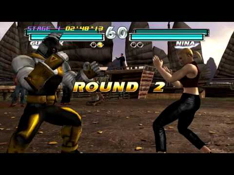 Tekken Tag Tournament 2 Walkthrough Tekken Tag Tournament