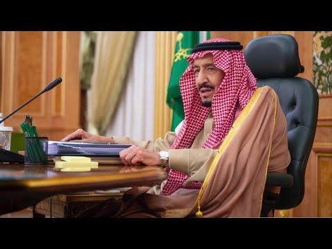 العرب اليوم - شاهد: الملك سلمان يشيد بمناهج التاريخ الجديدة في السعودية